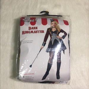 Dark RingMaster Halloween Costume